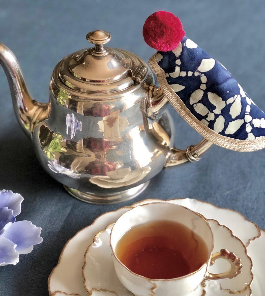 Teatime DIY Bonhomme Griffschutz Teekanne Final