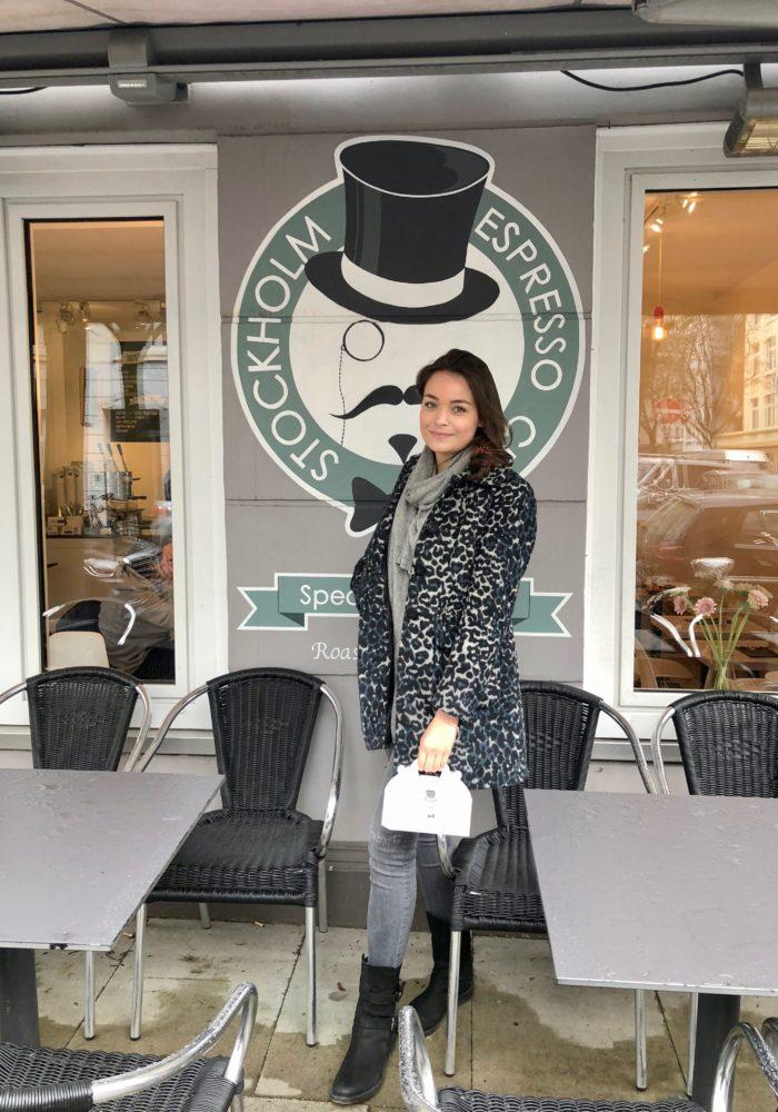 Stockholm Espresso Club Theresa of quatre fleurs