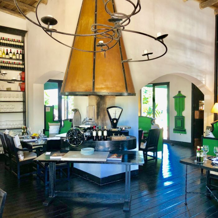 Pueblo Garzon ~ a luxury wild-west feeling in Uruguay Restaurante Garzon outside centre inside