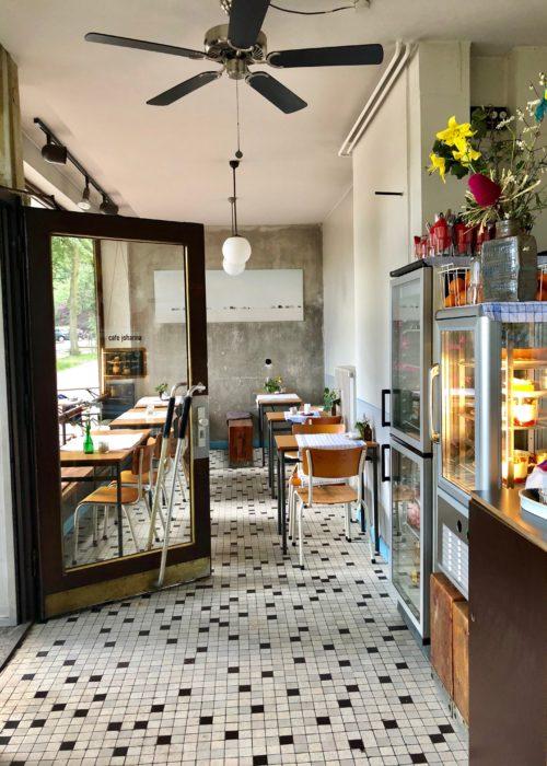 Hamburg ~ culinary delights & fancy spots Cafe Johanna view all