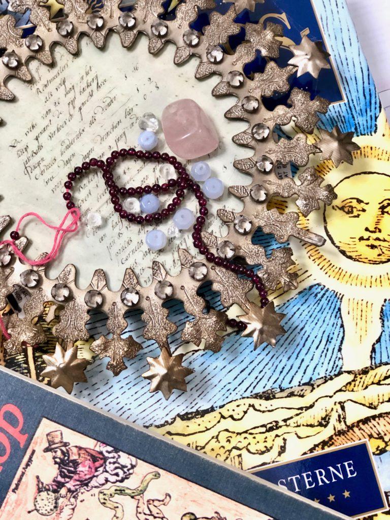 Enlightening ~ The power of gemstones & crystals_setup