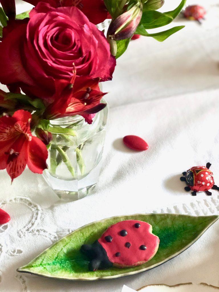Ladybug-make-a-wish...flowersandbug