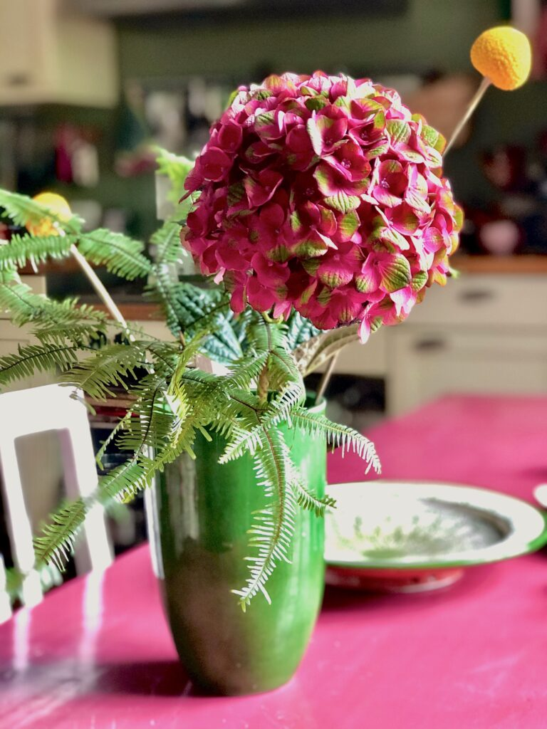 Passionately-living-with-flowers-plants_hydrangiainkitchen